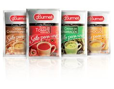 Gourmet Soups on Packaging of the World - Creative Package Design Gallery