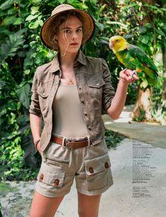 Billedresultat for safari outfit Safari Costume Women, Safari Outfit Women, Jungle Outfit, Jungle Costume, Safari Outfits, Themed Outfits, Costumes For Women, Jungle Themed Costumes, Safari Clothes