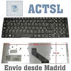 a teclado espanol para acer aspire e1 572g keyboard spanish