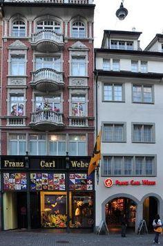 Photo of Franz Carl Weber - Toy Store on Bahnofstrasse