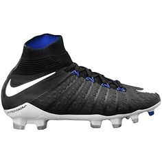 wholesale dealer 109bc 1390d JUNIOR HYPERVENOM PHANTOM 3 DF FG - (Black Game Royal White)     Want  additional info  Click on the image. (This is an affiliate link)  nikeshoes
