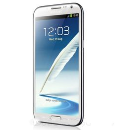 Samsung announced its another masterpiece,the new Galaxy Note II, and its design is very similar to Galaxy
