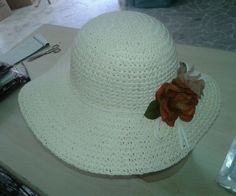 cappello  elegante cerimonia paglia hat cocktail  mare donna  fontana