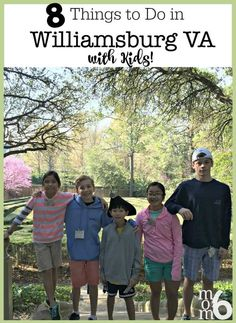 If you are considering planning a family vacation that gives you a chance to learn a little about our nation's history while also enjoying some fun activities as a family- here are 8 Things to Do in Williamsburg VA with Kids! Camping With Kids, Go Camping, Travel With Kids, Family Travel, Road Trip Destinations, Vacation Trips, Vacation Ideas, Virginia Attractions, Virginia Vacation