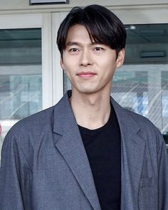 Hyun Bin, Incheon, International Airport, Korean Actors, Hong Kong, Kdrama, Handsome, Airport Fashion, Fan