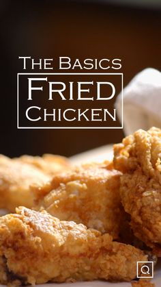 Best ever fried chicken recipe! Always wanted to make homemade fried chicken? Look no further than this recipe - it's easier than you may think! This is a pan fried chicken recipe your family will love. Learn how to make buttermilk fried chicken with this easy recipe! #friedchicken #ovenfriedchicken #crispyfriedchicken #southernfriedchicken #panfriedchicken #dinnerrecipe #recipe #recipevideo #comfortfood #comfortfoodrecipe #easyrecipe Southern Buttermilk Fried Chicken, Recipe For Kentucky Fried Chicken, Best Fried Chicken Recipe, Homemade Fried Chicken, Pan Fried Chicken, Chicken Recipes Video, Healthy Chicken Recipes, How To Fry Chicken, Freezable Meals