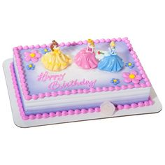 Princess Belle Beauty and the Beast Sheet Cake BEAUTIFUL CAKES