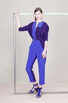 Zero + Maria Cornejo Resort 2015 Fashion Show