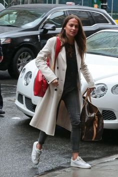 Alicia Vikander New York May 1 2016 | Star Style