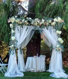 Ceremony Decor - MODwedding