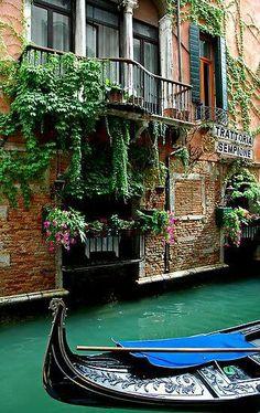 Trattoria Zempione, Venezia, Italy