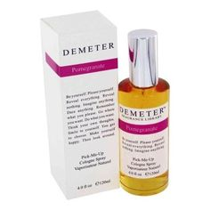 Demeter Pomegranate Cologne Spray for Women, 4 Ounce $19.99