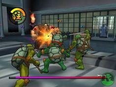 Rise Of The Teenage Mutant Ninja Turtles-Turtle Tank Playset-tuab 6000-Neuf