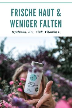 Entdecke Hyaluronsäure, Zink, Vitamin C & B12 für Deine Haut! Vegane Supplements von Cosphera Vitamin C, Anti Aging, Zero Waste, Highlights, Skin Care, Health, Highlight