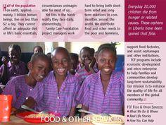 Family Care - FCF Food Programs