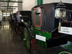 Visit the Sultan's Carriage Museum - #Yogyakarta #Indonesia #CushTravel.com