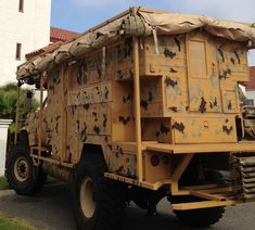 The Survivor Truck Bug Out Vehicle