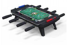 iPadテーブルサッカー