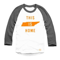 The design that started The DW Designs, the Born & Raised 3/4 sleeve Raglan. Available only on www.thedwdesigns.com