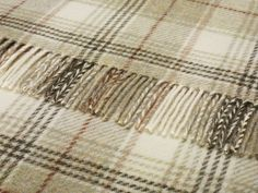 Shetland Sage Huntingtower Throw