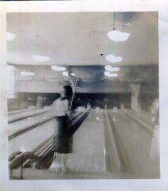 Vintage Photo..Bowling Night 1930's, Original Photo, Old Photo Snapshot, Vernacular Photography, American Social History Photo by…