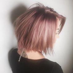 Beautiful Hair Color Inspiration 50 Rose Gold Hair Ideas