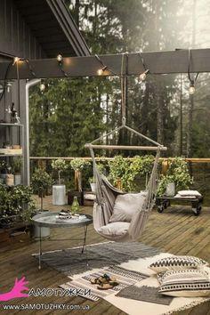 Гамаки у саду та подвір'ї: 16 ідей – Самотужки