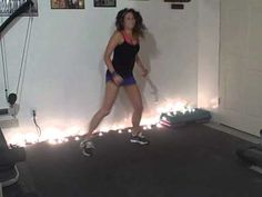 shawnty got moves--zumba--add this with other ideas and a few of my own