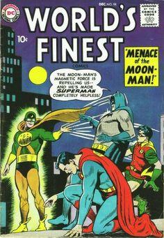 World's Finest Comics #98