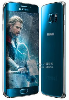 Samsung Galaxy S6 edge by Thor