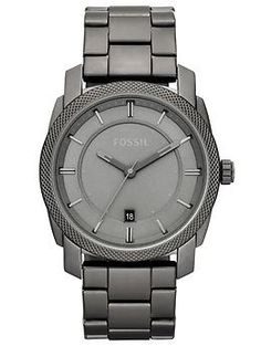 fossil watch 'machine'