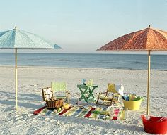 Beach Picnic Inspiration