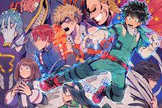 Bandai Namco Entertainment Europe vient d'annoncer trois nouveaux personnages qui seront disponibles dans My Hero One's Justice.