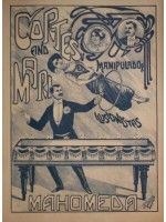 GRAN CIRCO ROYAL. FRIA-NED - Original Poster Barcelona