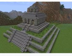 Learn about the styles and history of architecture from ancient times to the present-day while creating your own architecture inspired builds in Minecraft! Villa Minecraft, Architecture Minecraft, Minecraft City Buildings, Minecraft House Designs, Minecraft Creations, Minecraft Pixel Art, Awesome Minecraft Houses, Construction Minecraft, Minecraft Blueprints