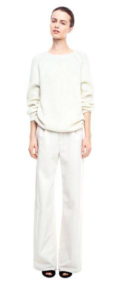 All white #FilippaK