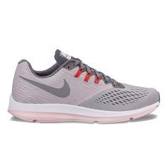 buy popular 2b552 6375d Nike Zoom Winflo 4 Women s Running Shoes, Grey (Charcoal) Nike Zoom, Mujeres