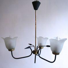 French Pendant Light