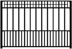 Best 25 Iron Fence Panels Ideas On Pinterest Wrought