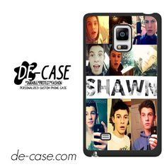 Magcon Boys Shawn DEAL-6777 Samsung Phonecase Cover For Samsung Galaxy Note Edge