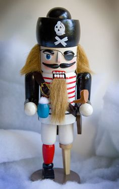 Pirate Nutcracker, Chesapeake Bay Christmas
