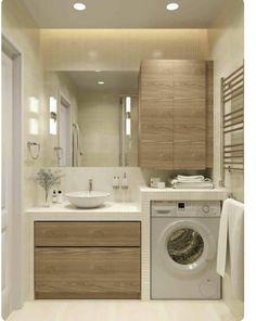 Awesome Farmhouse Bathroom Vanity Remodel Ideas – Best Home Decorating Ideas Bathroom Design Small, Bathroom Interior Design, Bathroom Modern, Bathroom Designs, Small Bathroom Ideas, Bathroom Black, Light Bathroom, Modern Shower, Minimalist Bathroom