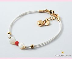 Hello Kitty's cord bracelet | Goods | Hello Kitty 40th Anniversary Special Site