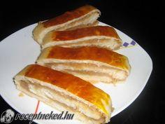 Érdekel a receptje? Kattints a képre! Küldte: Mesyke Hot Dog Buns, Hot Dogs, Bread, Food, Brot, Essen, Baking, Meals, Breads