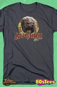 Dark Crystal 80/'s Movie Kira Circle Big Boys T-Shirt Tee