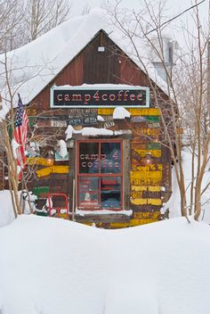 camp for coffee crested butte co - favorite coffee shop