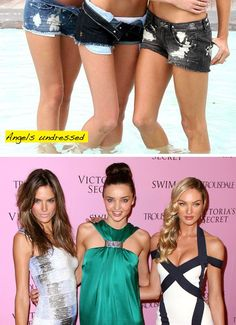 Supermodels Alessandra Ambrosio, Miranda Kerr and Candice Swanepoel reveal their diet and workout secrets! Dying to look like a Victoria's Secret Angel but have no idea where to start? Super…