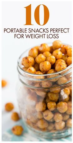Whether it's work, school, or a day out adventuring, packing healthy snacks can sometimes be a challenge. Create your own fresh, healthy snacks at home instead. Try our 10 portable snacks that are perfect for weight loss! Popculture.com  #easysnacks #weightlosssnacks #snacks #snackideas #recipes