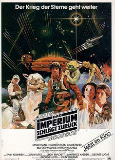 27 affiches Star Wars rares et surprenantes publiées à travers le monde