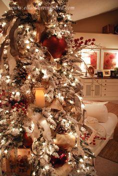 {Ella Claire}: Our Christmas Home Tour
